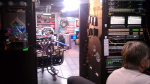 Double Expandable Production Room