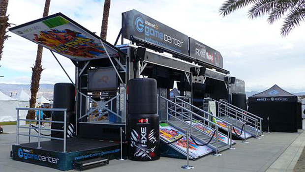 Featherlite gaming trailer for sale or lease