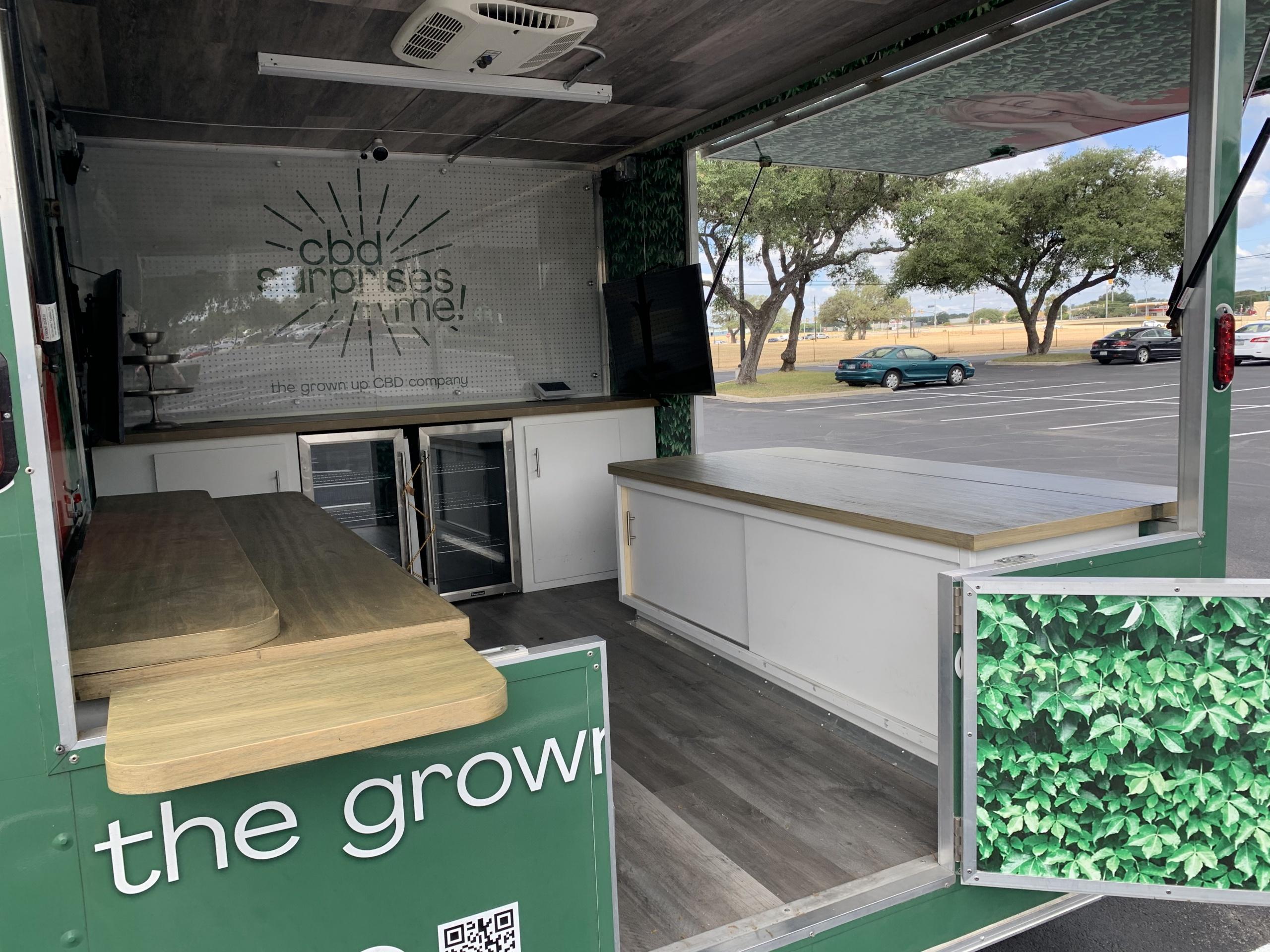 storefront trailer