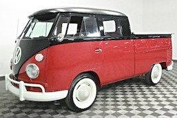 vintage classic promotional vehicles