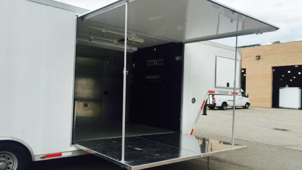 Mobile Showroom Stage