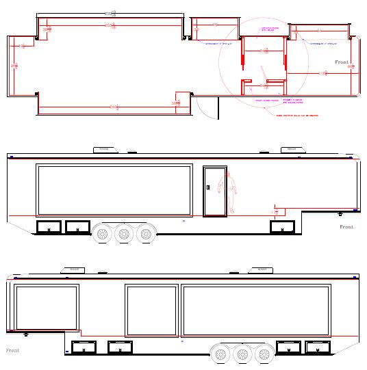 custom marketing trailer diagram