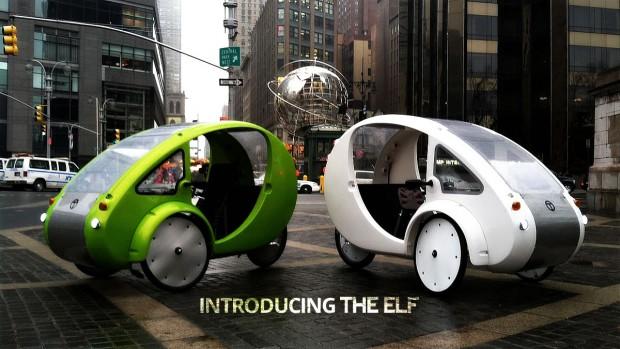 Zero Emission  Marketing Vehicle