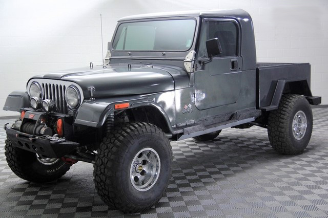 Jeep Cj7 Brute Marketing Trailers Vehicles Expvehicles