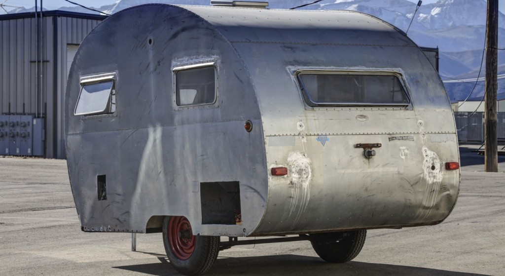 Looking For Vintage RV Trailers Your Mobile Tour There Are More Options Than Just The Famed Airstream Currently Sale