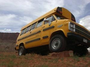 4x4 Short Marketing Bus - Marketing Trailers & Vehicles