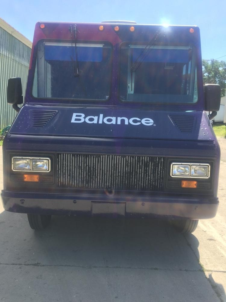 step van front