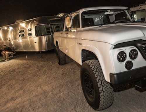 Airstream Partners with Iconic Brands to Show off Trailer's Marketing Power