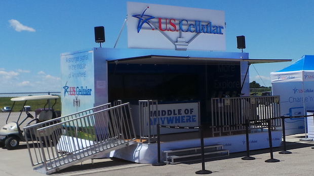 Pop up stage trailer for sale