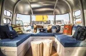 levi's airstream trailer interior