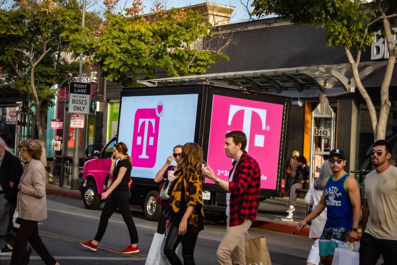 LED Truck mobile tour