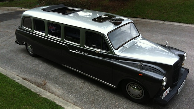 British Taxi for Hire