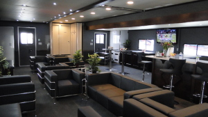 turnkey hospitality trailer for lease