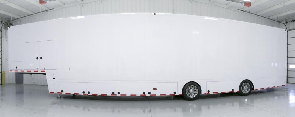 craftsmen stage trailer driver side