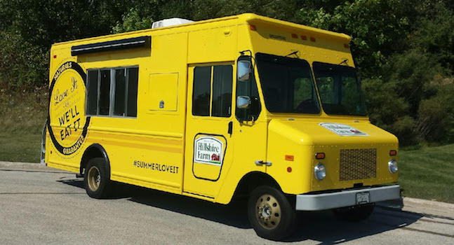 2008 Food Truck For Lease Expvehicle Com