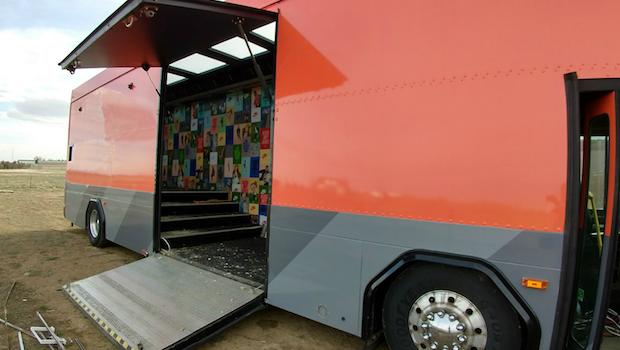 """Double Decker"" Bus"