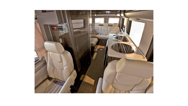2012 Mercedes Airstream Sprinter RV For Sale