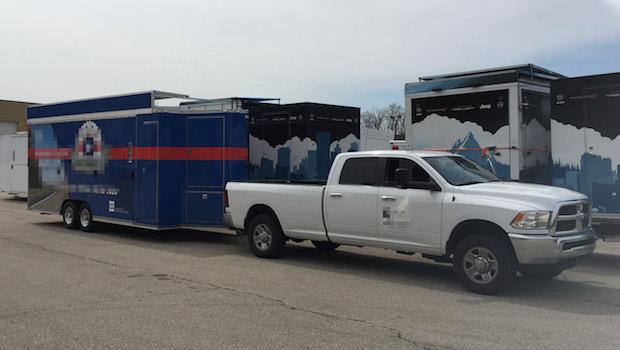 Trailer Transport 1 Ton Marketing Trailers Amp Vehicles