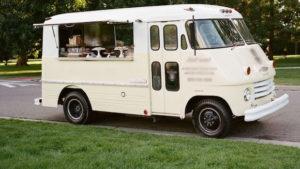 Vintage Delivery Truck 82