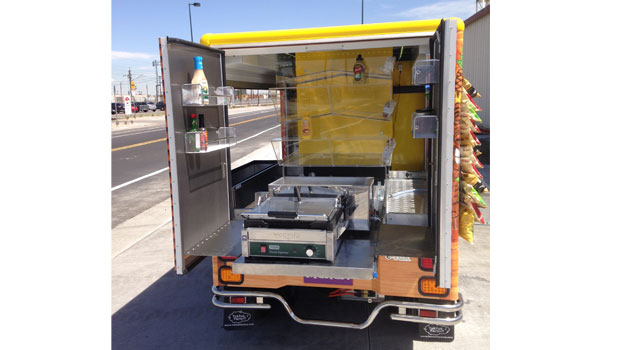 "Electric Food ""Truck"""