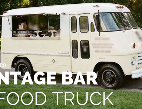 "Vintage Mobile Bar in Denver, CO – The ""Busy B"""