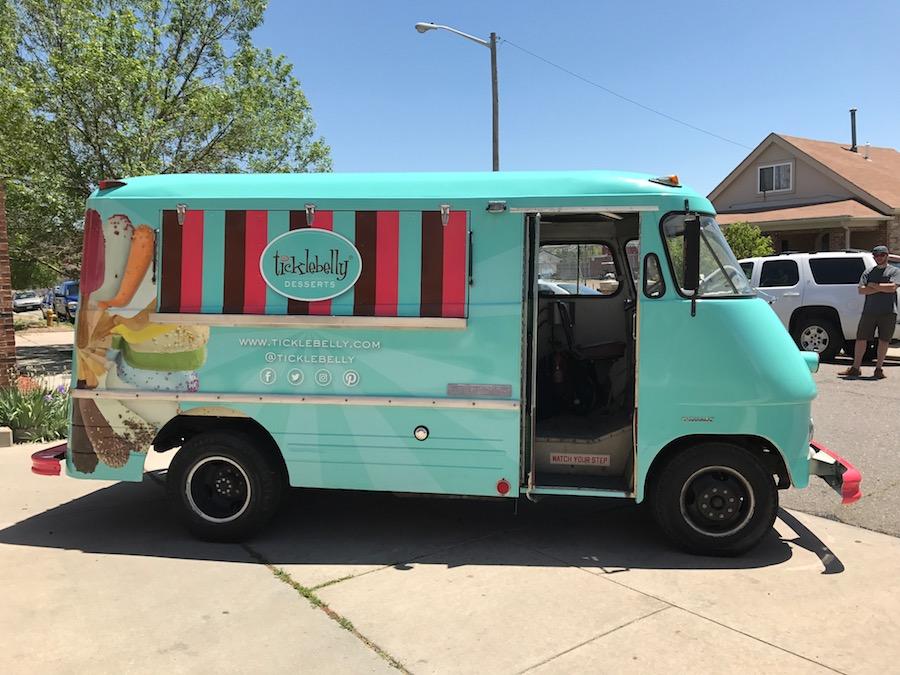 Vintage Food Truck Or Bar For Rent 1962 Chevrolet