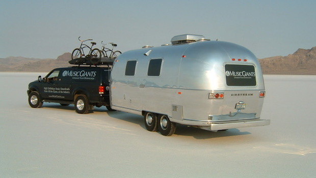 21' Airstream Event Trailer for Sale - Gaming Trailer