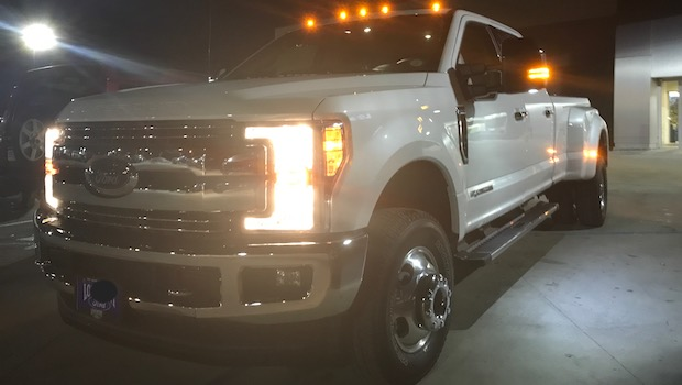 2017 Ford F350 Dually Pickup Truck