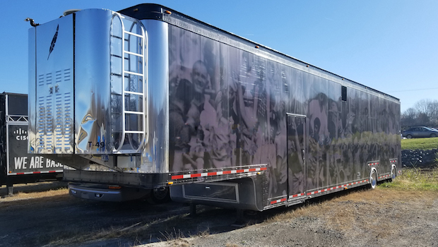 featherlite vending trailer