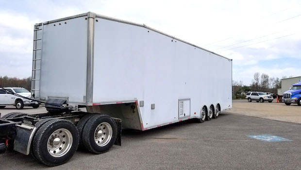 Wildside 48′ Stacker Trailer