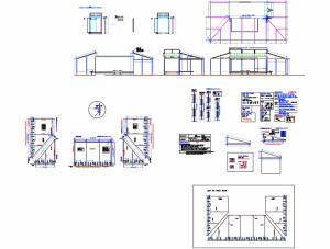 2011 ATC Trailer custom canopy plan