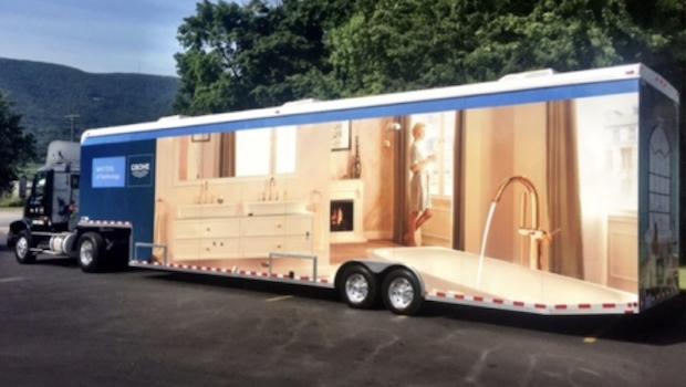 44 single expandable trailer