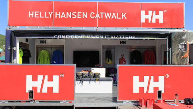 Retail Clothing Pop-up Store Trailer