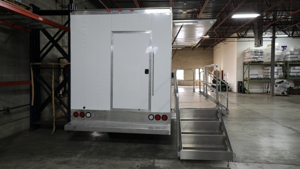 EZ Stage Truck Rear