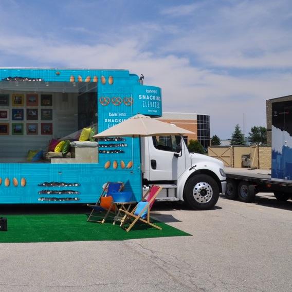 event marketing driver truck rentals