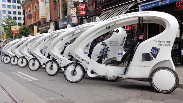 Velotaxi for sale or lease
