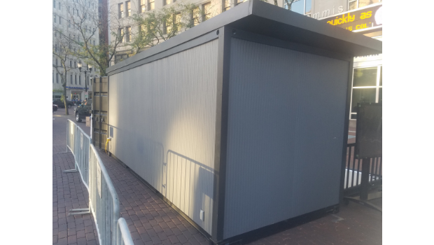 unique custom shipping container for rent
