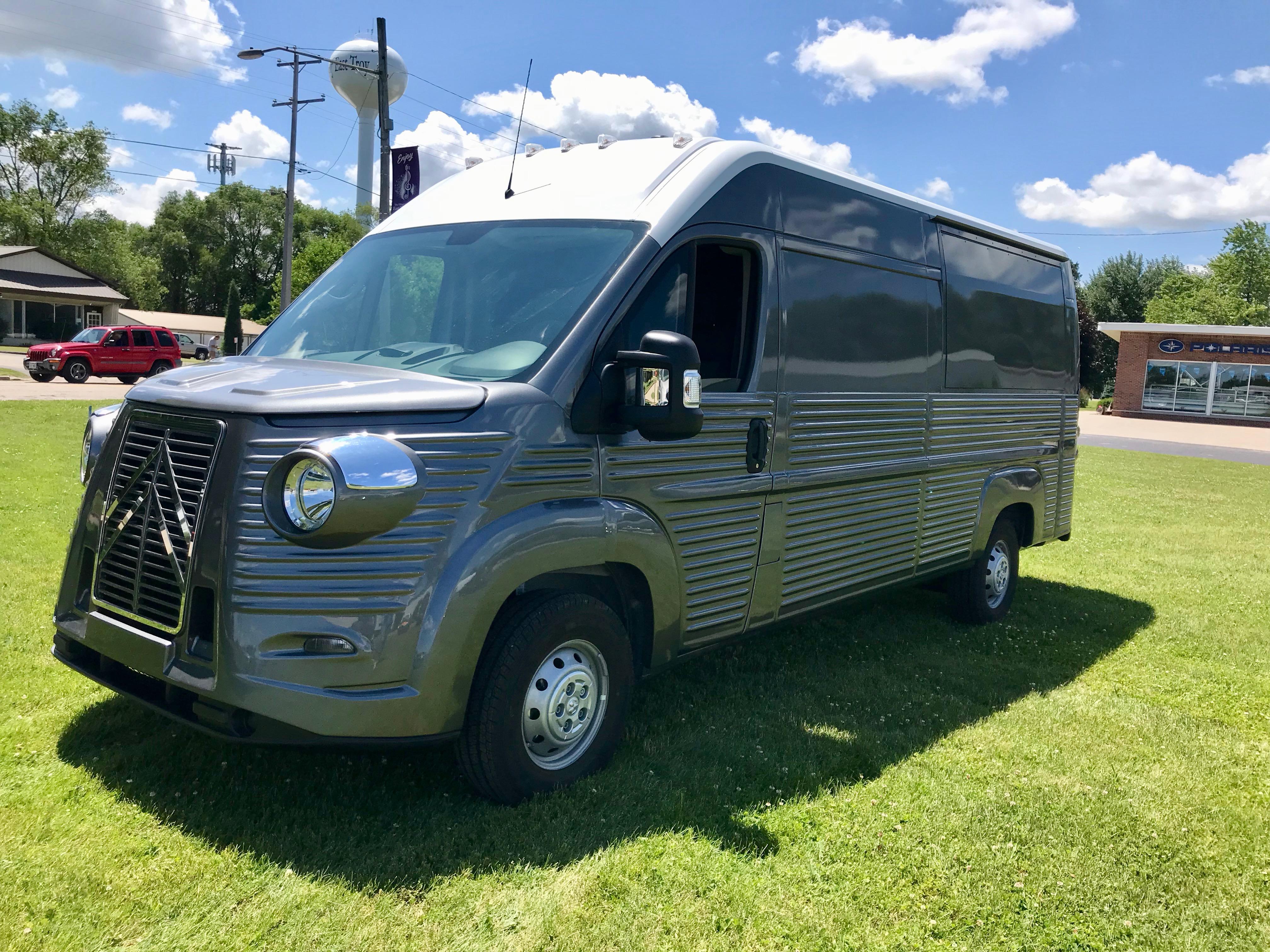 Citroen HY Van (Modern)