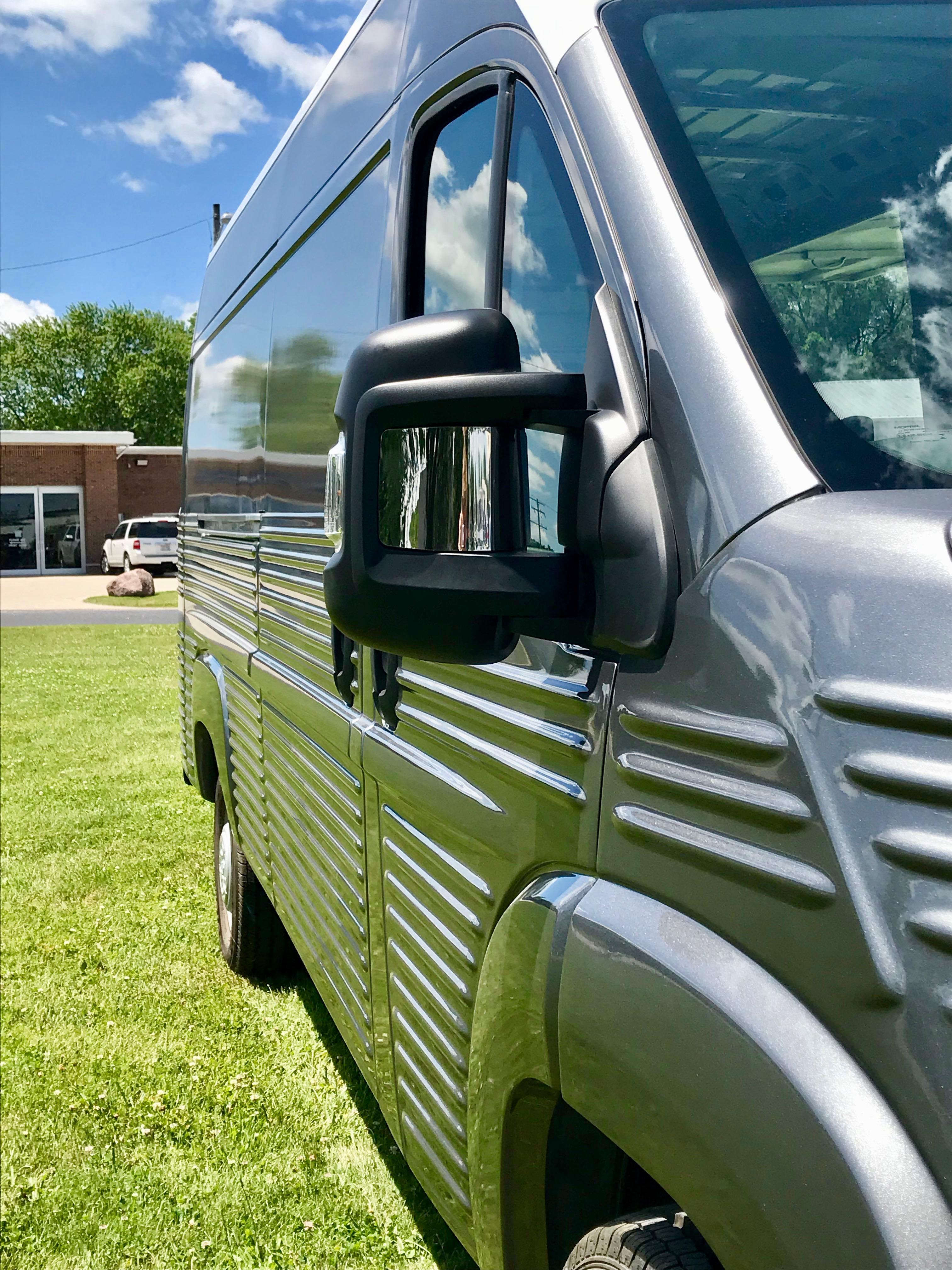 Citroen HY Van (Modern) side view