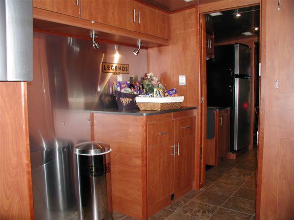 airstream skydeck kitchen