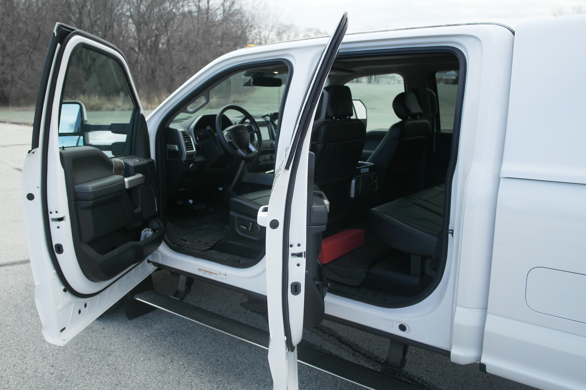 Ford 450 doors