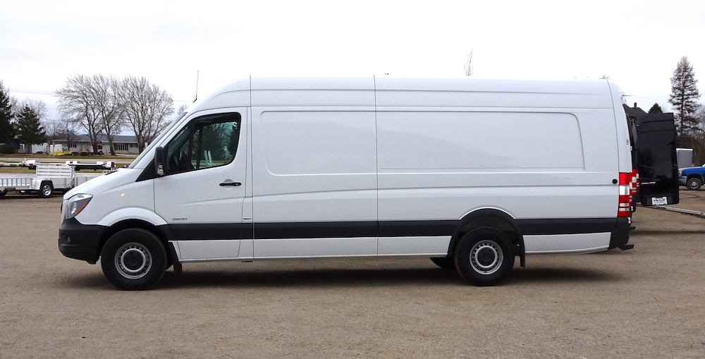 Sprinter Van 2500 for lease