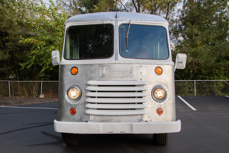 Food Truck Rental grill