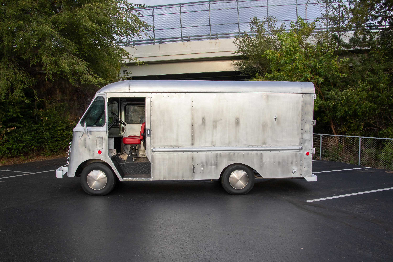 Food Truck Rental non show driver door open