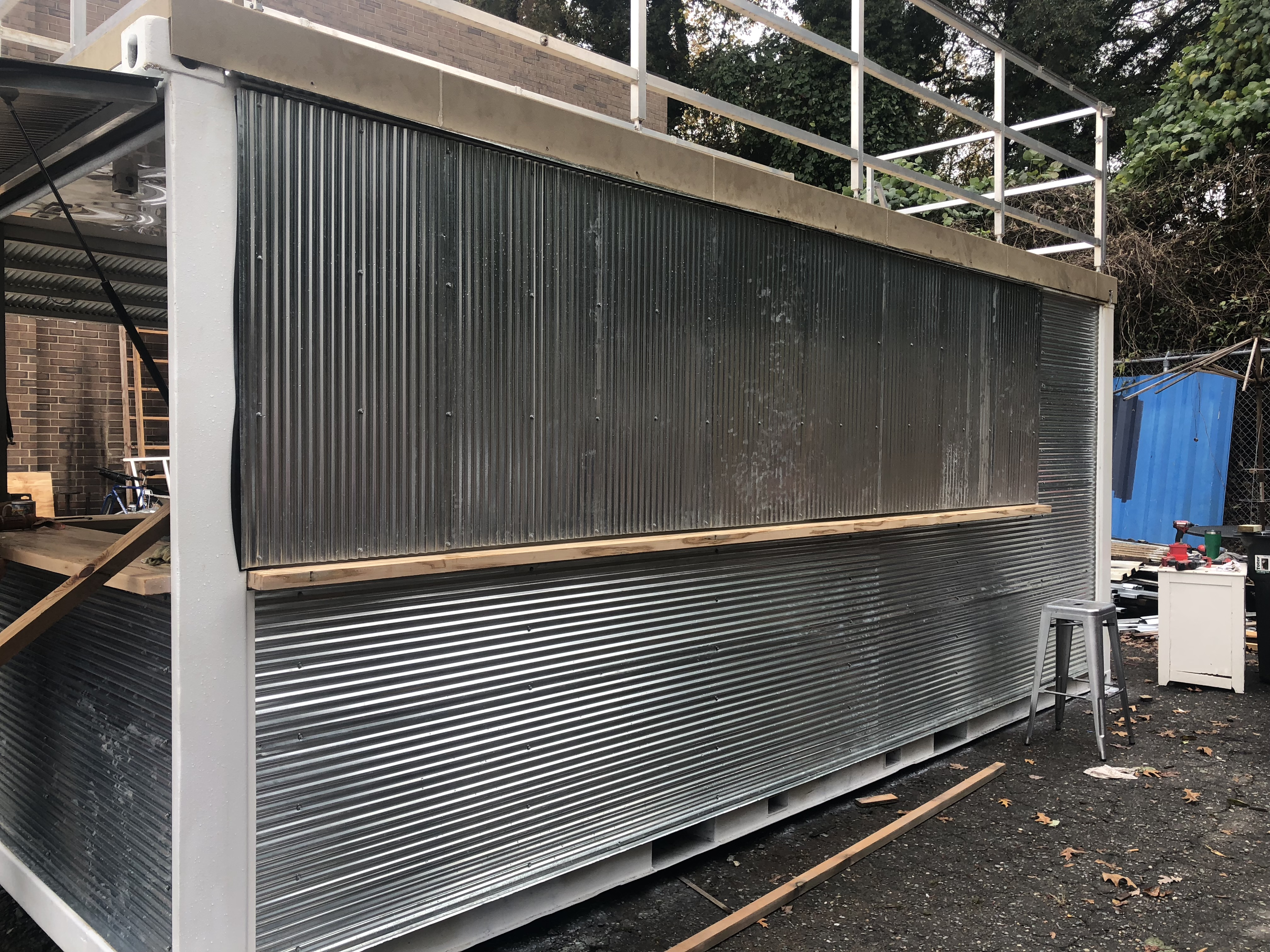 closed container bar
