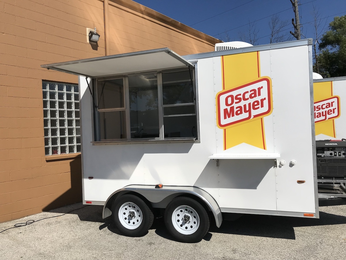 concession trailer open
