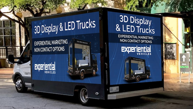 LED Digital Truck Rentals