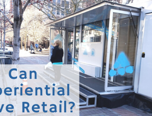 Can Experiential Save Retail?