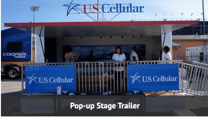 stage trailer