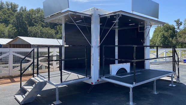 12' display Trailer for sale 2